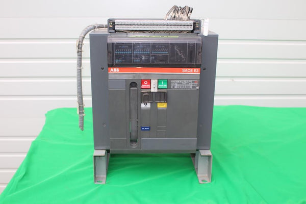 ABB 2000 Amp Insulated Case Circuit Breaker