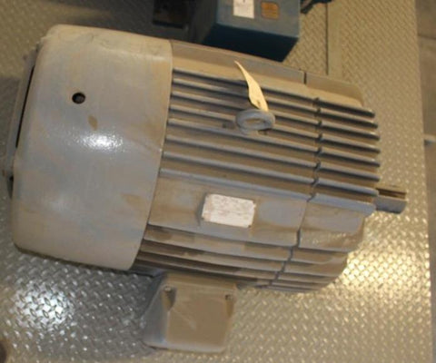 40 HP General Electric Motor 720 RPM 405T Frame 480 Volt TEFC