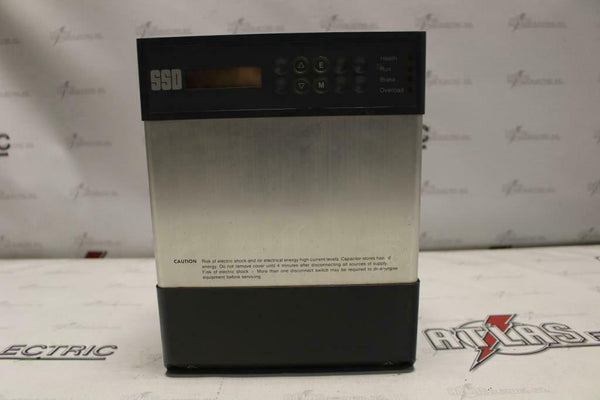 Eurotherm Variable Frequency Drive Catalog Number 584/0022 N-1 Enclosure