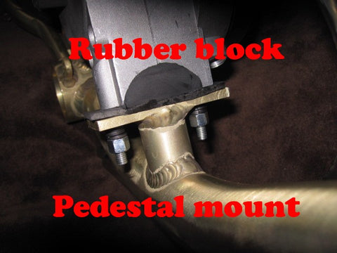 Rubber Motor Mount