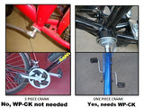WP-CK Small Hole to Big hole conversion kit