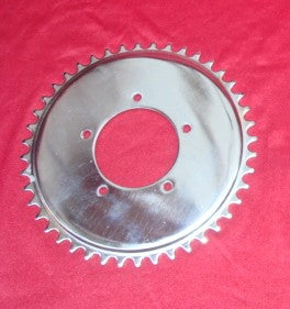 44T  5 Hole sprocket for #1 HD AXLE Freewheel hub