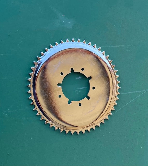 50T  5 Hole sprocket for #1 HD AXLE Freewheel hub