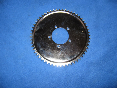 56T sprocket for HD AXLE #1.