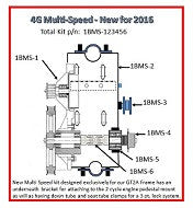 Multi Speed Shift Kit >  Less 4G 1B Transmission