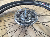 "HD AXLE 26"" rim wheel for Multi-Speed 150mm frame drop."