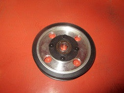 80T Pulley and freewheel
