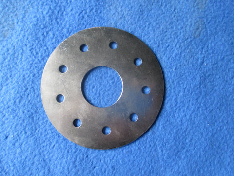 F-16 Chain sprocket alignment disc.
