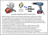 OCDT Electric Start Tool > Over Running Clutch Drive
