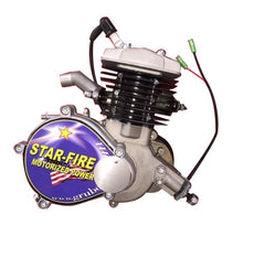StarFire SuperRat 70cc ES Pedal and Electric Start Engine.   FREE SHIPPING