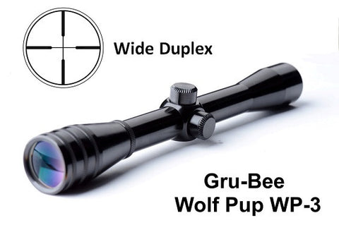 WolfPup 4X WIDE DUPLEX - Scope only