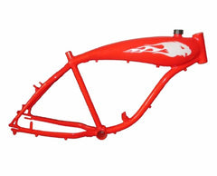 SkyHawk GT2A Built-in gas tank bike frame