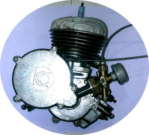 SOLD:  RUSSIAN M-21 45cc engine kit & Service Parts