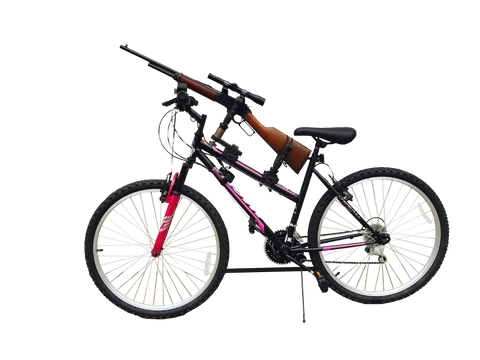 Bicycle Gun Rack