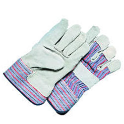 LEATHER PALM & FINGER TIPS / PAIR ** OSHA PPE ** 500Y-XL
