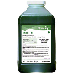 TRIAD III HOSPITAL DISINFECT J-FILL 2/2.5L/CS