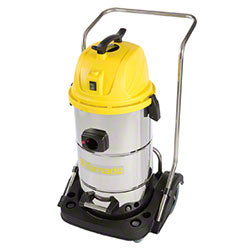 TORNADO 15 GAL WET/DRY VACUUM W/ATTACHMENTS / USE VACTP17
