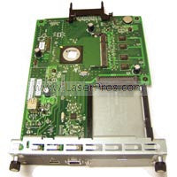HP LaserJet CP3525 Formatter Logic Board - OEM# CE859-69002 - REMANUFACTURED - MasterWorks International