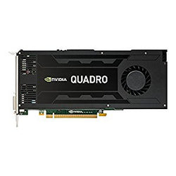 HP NVIDIA Quadro K4200 4GB Graphics - MasterWorks International
