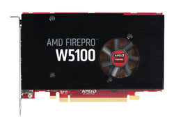HP AMD FirePro W5100 4GB Rfrbd Graphics Card - MasterWorks International