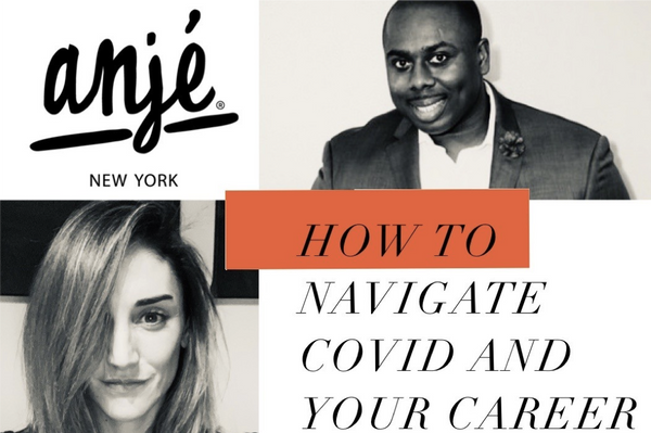 Tomorrow's IG Live Event: Navigating COVID and Your Career