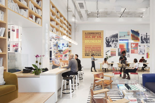 Top Spots to Do Work in NYC When You're Sick of Sitting in Coffee Shops