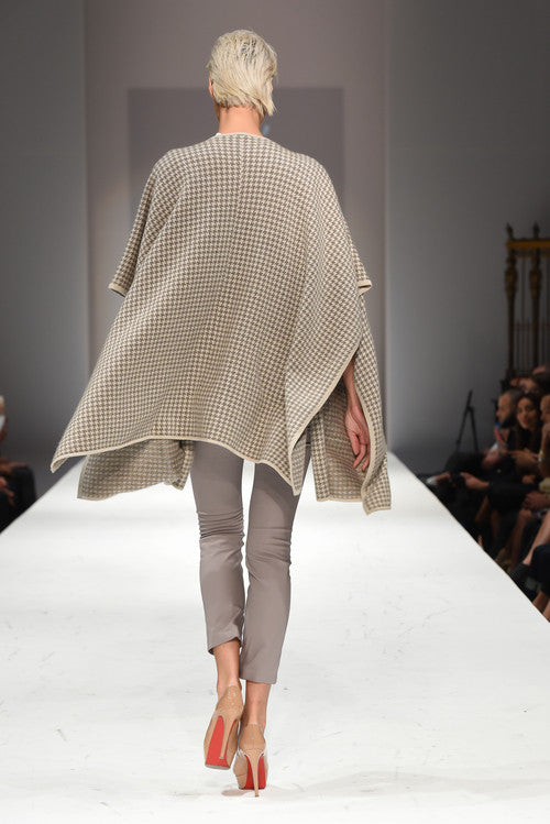 The Cashmere Poncho