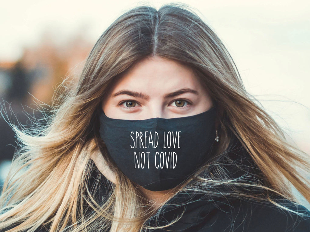 SPREAD LOVE Mask