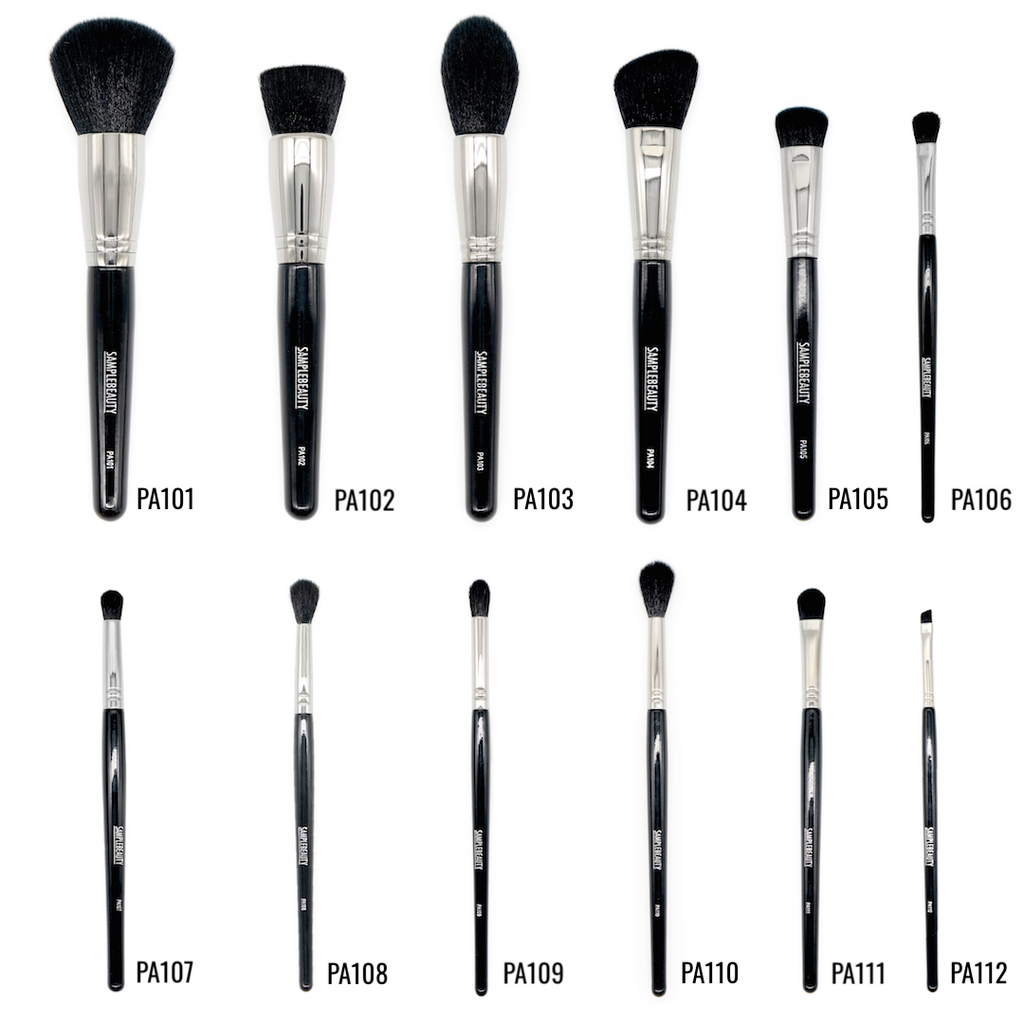 Pitch Artistry Brush Collection - Full Collection - Sample Beauty