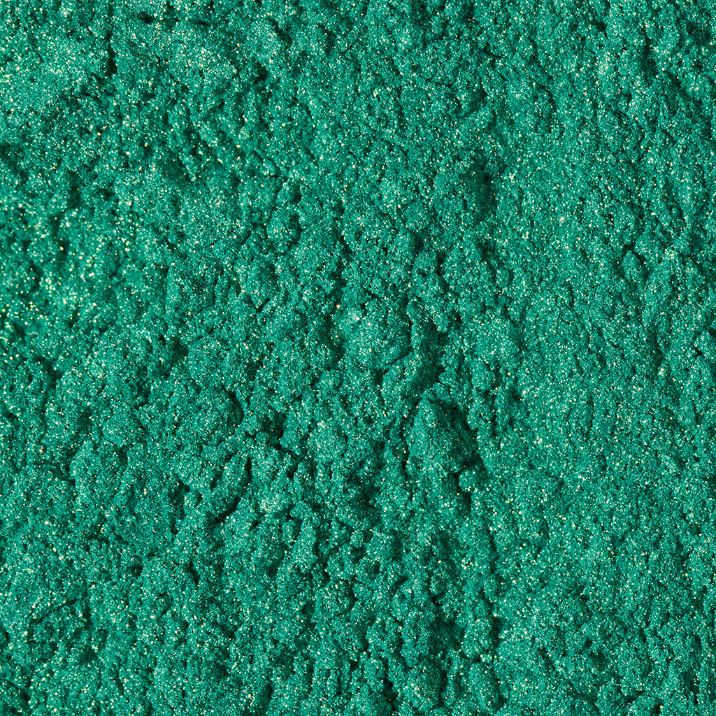 Brittny Pigment - Teal and Gold - Sample Beauty