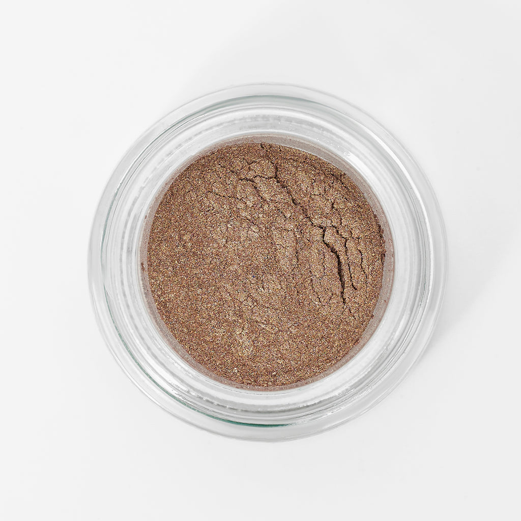 Salma Pigment - Ultra Sparkly Gold/Silver - Sample Beauty