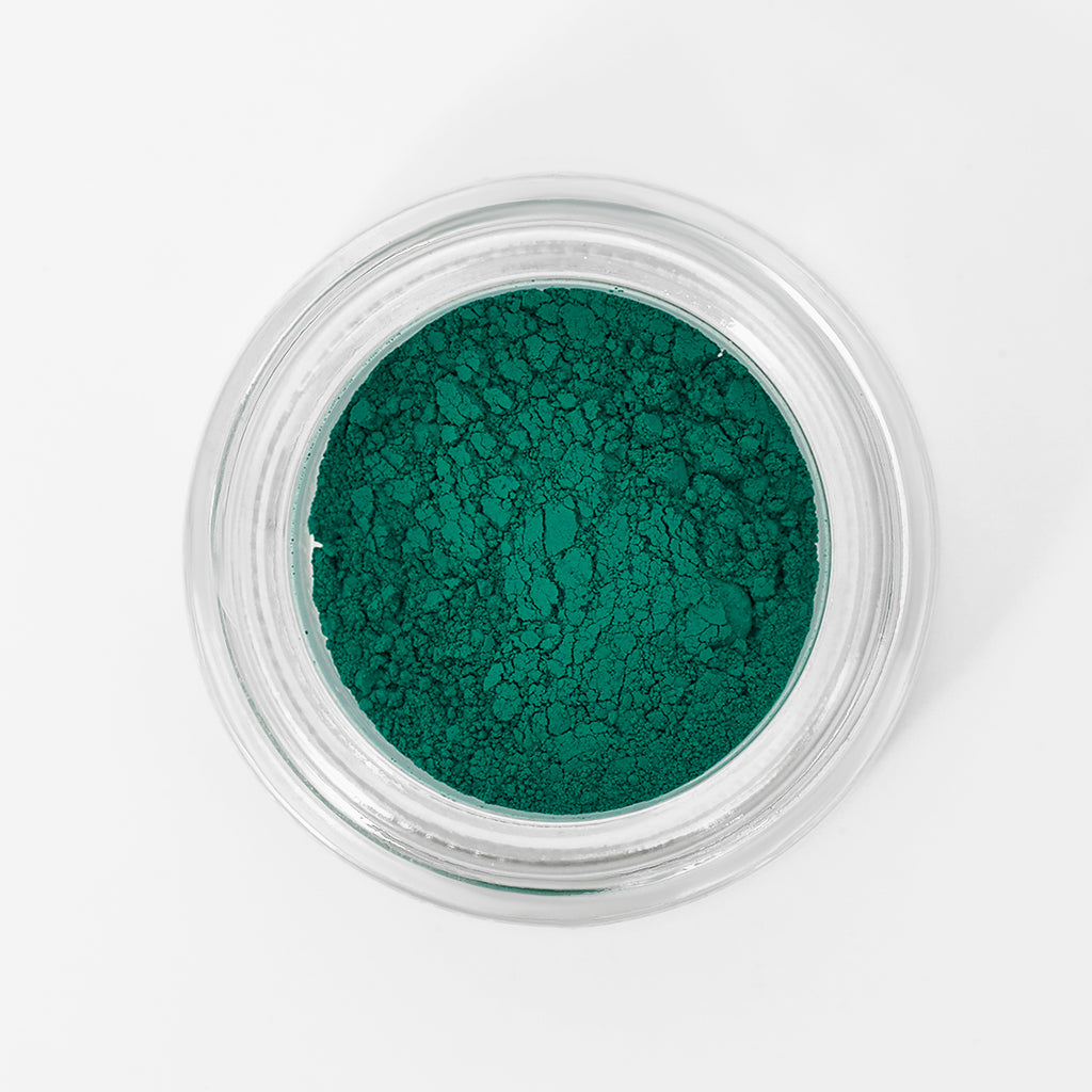 Shade 6 Pigment - Matte Teal - Sample Beauty