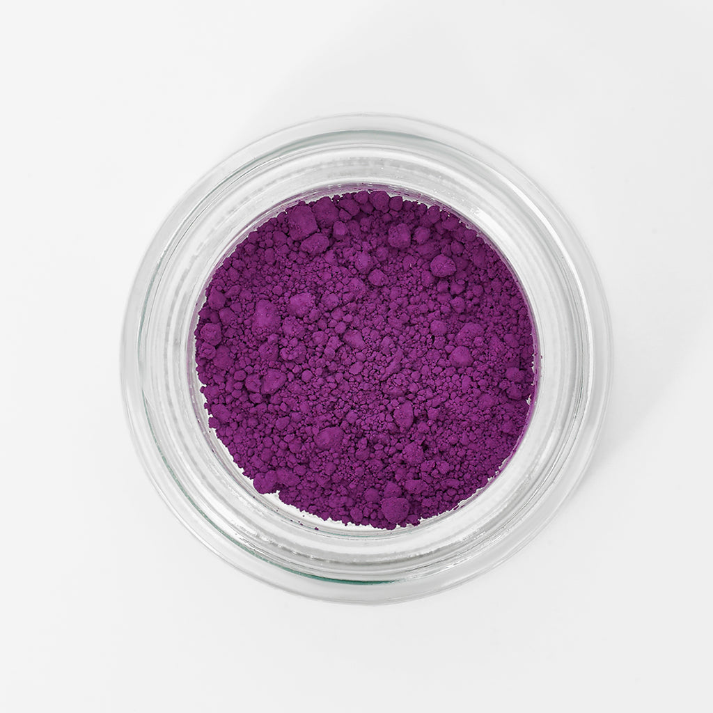Shade 10B Pigment - Matte Purple - Sample Beauty
