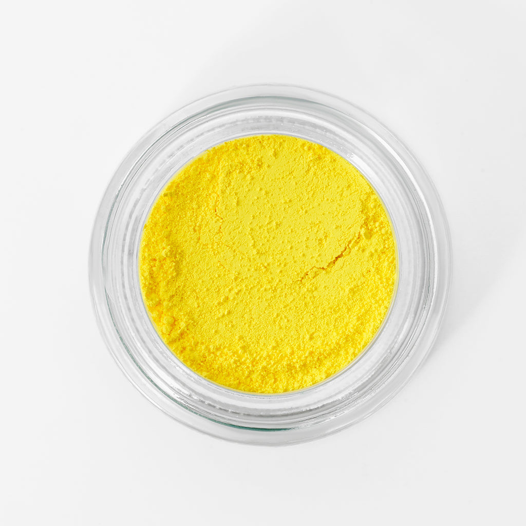 Bel Air Pigment - Bright Matte Yellow - Sample Beauty