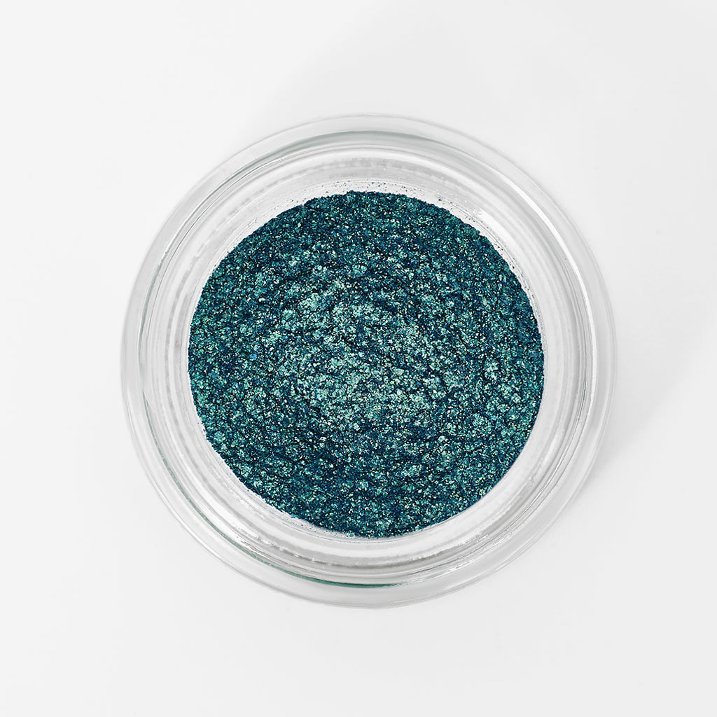 Winter Blues Pigment - Sparkly Blue - Sample Beauty