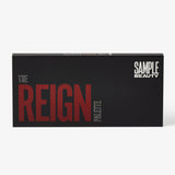 The Reign Palette - Sample Beauty