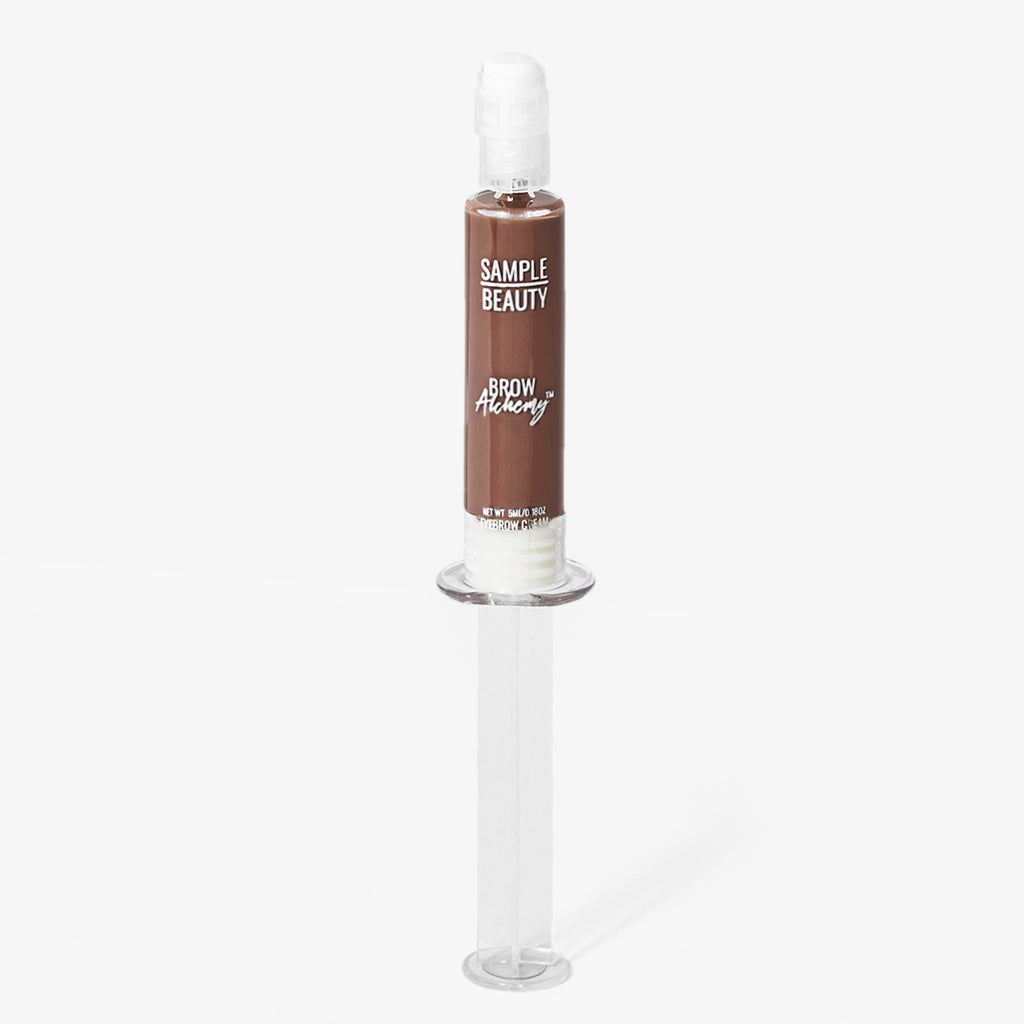 Olive Brown - Brow Alchemy Eyebrow Cream - Sample Beauty