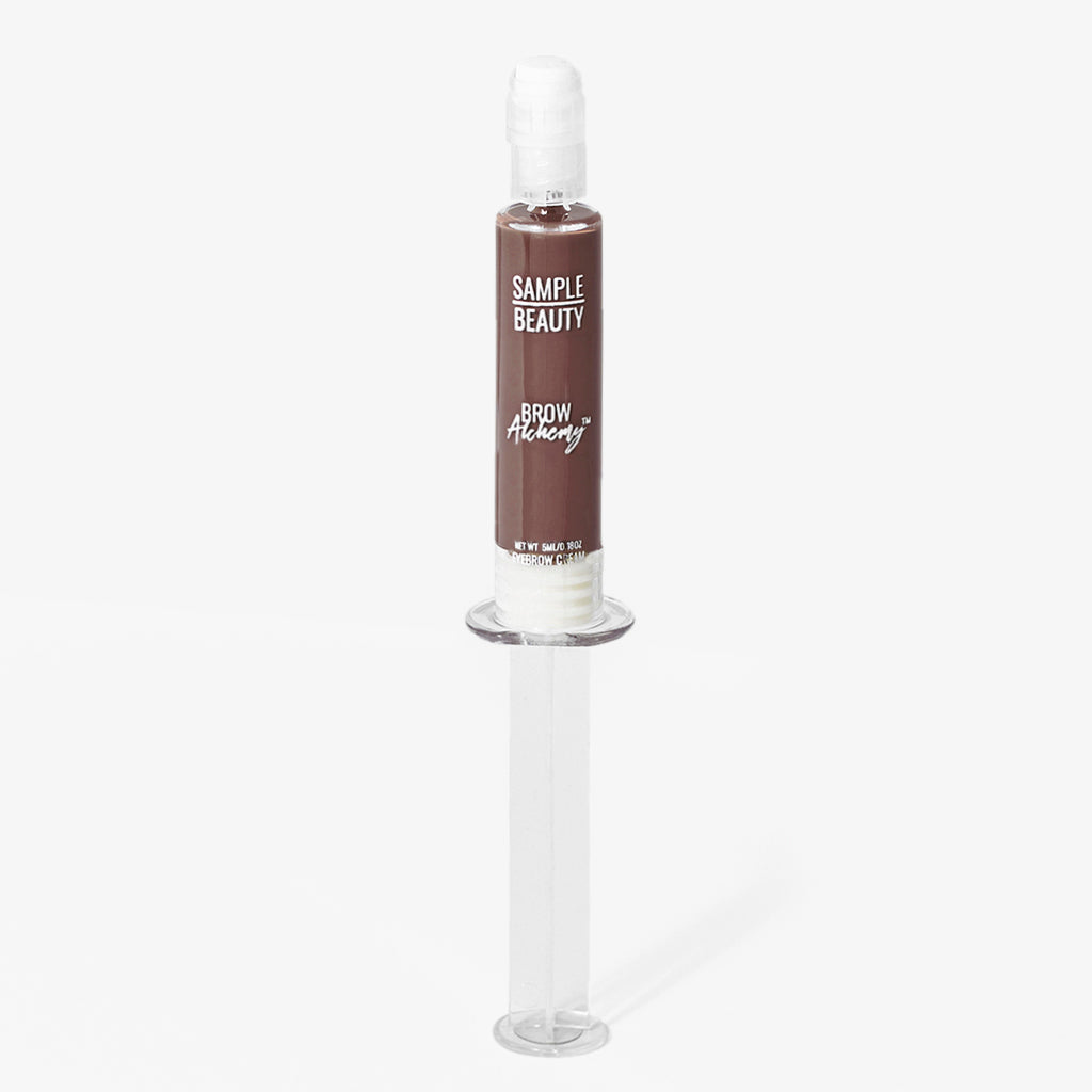 Chestnut - Brow Alchemy Eyebrow Cream - Sample Beauty