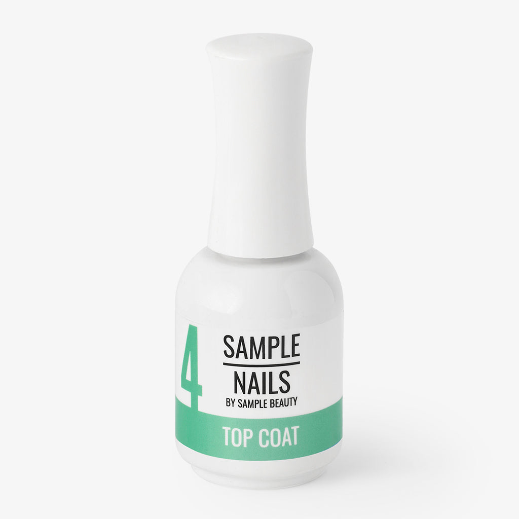 Top Coat for Dipping Powder (#4) - Sample Beauty
