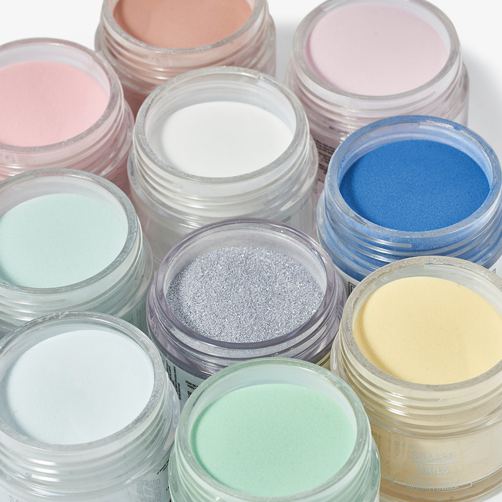 Are They Too Much? - Dipping Powder - Sample Beauty