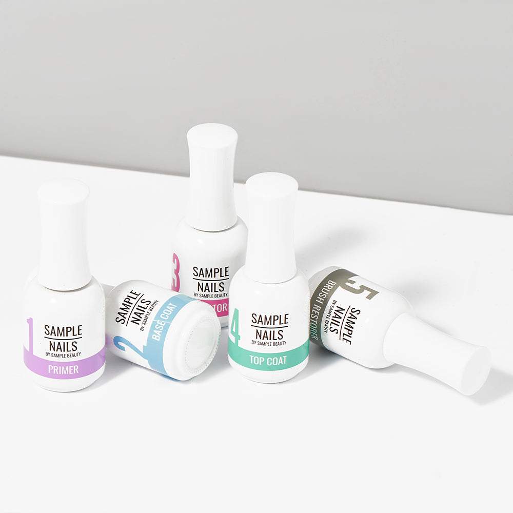 Grunge Glam Dipping Nails Starter Kit - Sample Beauty