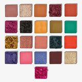 The Jewel Toned Palette - Sample Beauty