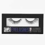 Fauxmo Vegan Synthetic Silk False Lashes - Sample Beauty
