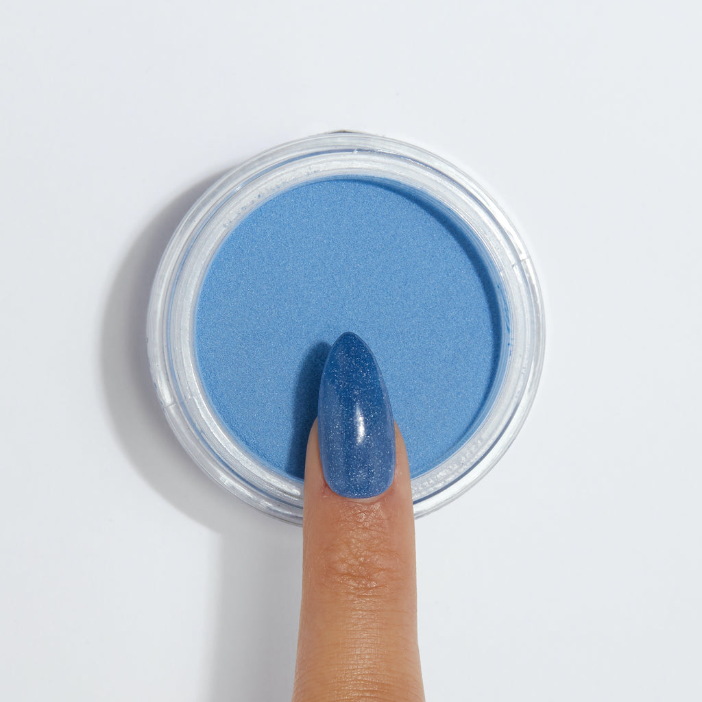 Blue Me Away - Dipping Powder