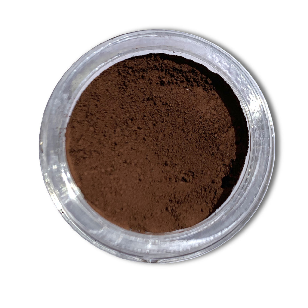Shade 27B Pigment - Matte Chocolate Brown - Sample Beauty