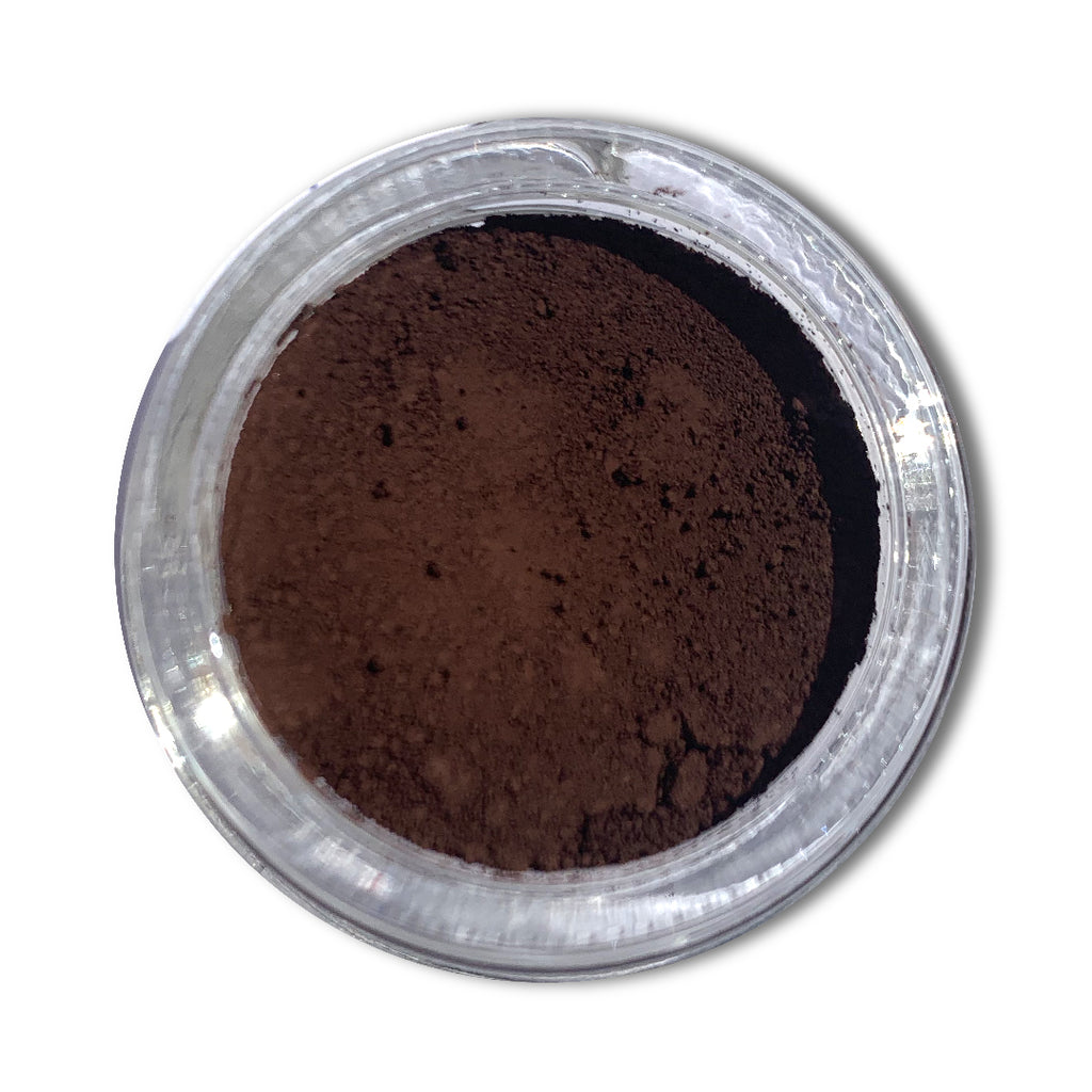 Shade 27C (Matte Dark Brown) - Matte Loose Eyeshadow Pigment - Sample Beauty