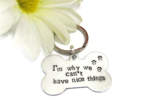 Dog Pet Tag Quote