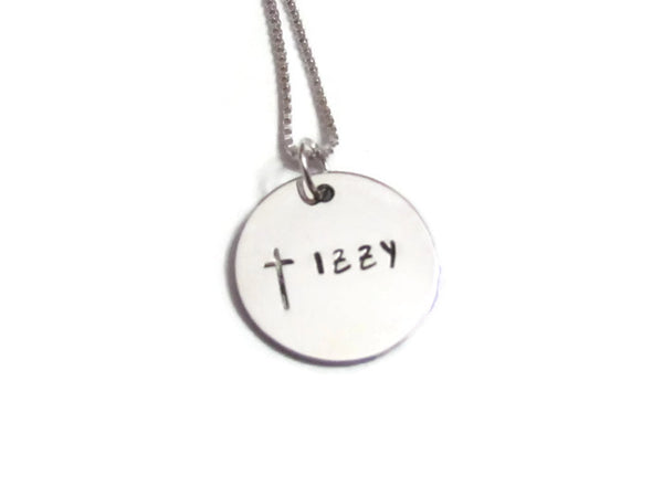 Religious Necklace - Personalized