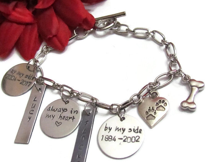 Pet Remembrance Bracelet