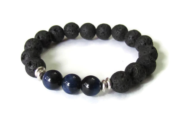 Good Luck Lava Bracelet
